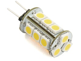 15 LED G4 SMD Tower Warm White Bulb