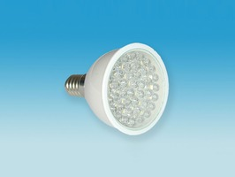 12v E14 42 LED Bulb