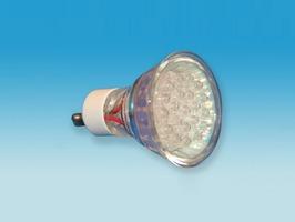LED GU10 21 LED Bulb