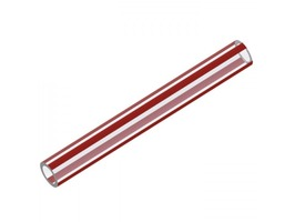 12mm Semi Rigid Water Pipe - Red