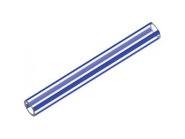 12mm Semi-rigid Water Pipe - Blue
