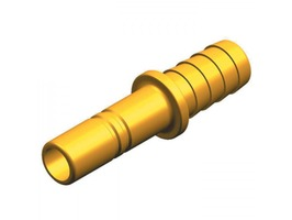 "Whale Stem Adaptor 1/2"" Hose - 12mm Pack of 2"