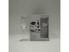 Flamefield Unbreakable Polycarbonate Wine Glass 2 Pack