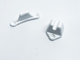 Fawo Door T-bar Door Retainer (white)