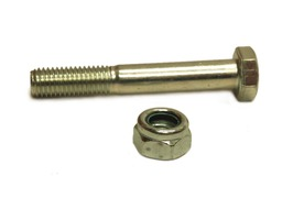 M12 x 80mm High Tensile Bolt & Locking Nut