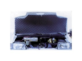 Under Bonnet Sound Insulation Kit