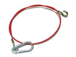 AL-KO Breakaway Cable c/w Karabiner Clip