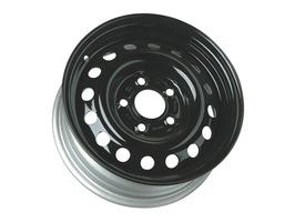 """Caravan Steel Wheel Rim  5.5J x 14"""" 5 stud"""