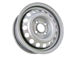 """Caravan Steel Wheel Rim Steel 5J x 13"""" 4 Stud"""