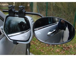 Maypole Deluxe Universal Towing Mirror