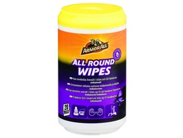 Armour All Round  Wipes