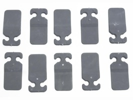 Dorema Anchor Fittings Pack of 10
