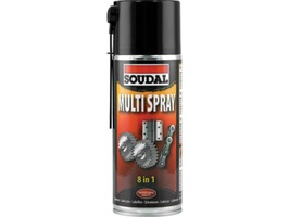 Soudal 8-in-1 Multi Spray 400ml