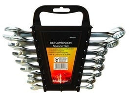 Blackspur 11 piece  Combination Spanner Set