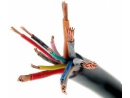 Maypole 12 Core Cable Black