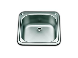 Smev Square Sink 370 x 370mm