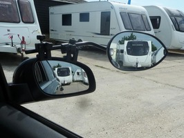 Milenco Aero 3 Towing Mirror