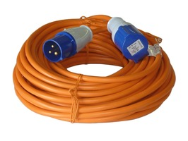 Crusader 25m Mains Extension Lead