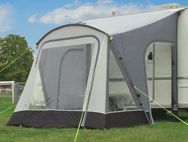 Kampa Rapid 260 Caravan Porch Awning - 2017
