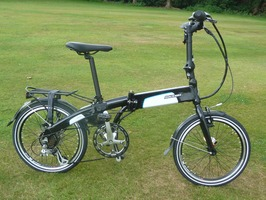Raleigh Stow-E-Way Electric Folding Bike