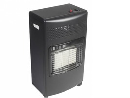 Mobile Radiant Gas Cabinet Heater