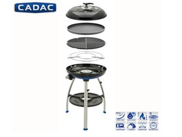 Cadac 47cm Carri Chef 2 BBQ/Chef Pan Combo Including Deluxe Cover