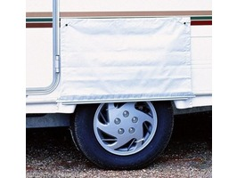 W4 Awning Skirt Double Wheel Cover