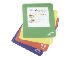 Probus 4 Flexible Anti-Bacterial Cutting Mats