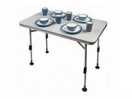 Kampa Element  Waterproof Table Large White