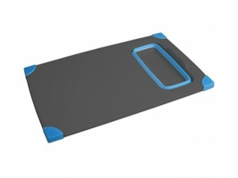 Kampa Chopping Board with Folding Waste Holder