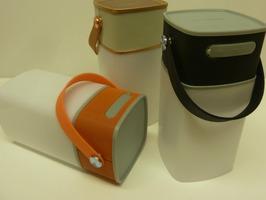 YOURLITE Portable Bluetooth Speaker, Light & Mobile Powerbank