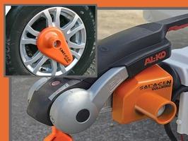 Fullstop Nemesis Ultra Wheel Lock & Saracen Gullwing Package