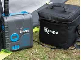 Kampa Breeze 12v Two Stage High Pessure Pump