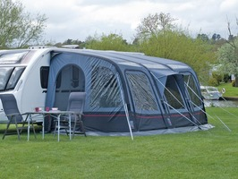 2016 Westfield Outdoors Carina 420 Inflatable Awning