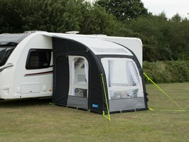 Kampa Rally AIR Pro 200 Caravan Awning - 2017