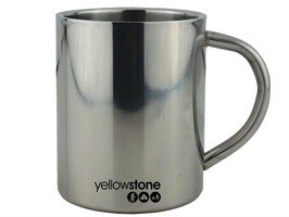 Yellowstone 300ml Stainless Steel Mug
