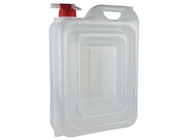 Yellowstone 15 Litre Expandable Water Carrier with Tap