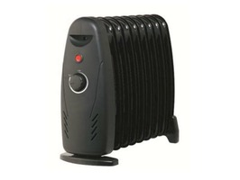 Kingavon Mini Oil Filled 9 Fin 1000W Radiator Heater