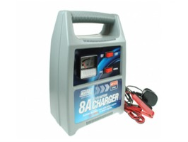 Maypole 8 Amp 6v/12v Battery Charger