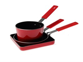 Flamefield 3 Piece Mini Pan Set