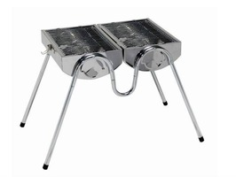 Camp 4 Titisee Folding Charcoal BBQ