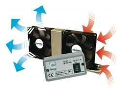 Brunner Vento 12v Electronic Dual Fridge Fan