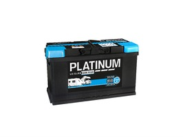 Platinum AGM 110Ah Leisure Plus Battery