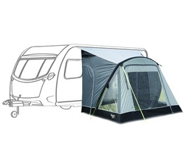Kampa Rapid AIR 260 Caravan Awning - 2017