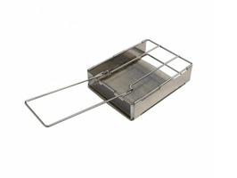 Kampa Crust Stainless Steel Toaster