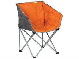 Kampa Folding Tub Chair Burnt Orange