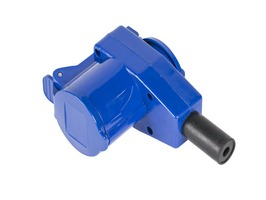 Kampa Mains Coupler with 2 Pin Socket