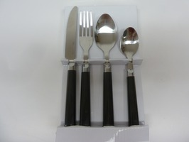 Flamefield 16Piece Stainless Steel Cutlery Set