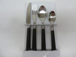 Flamefield 16Piece Stainless Steel Cutlery Set