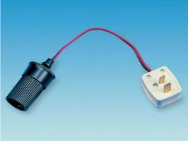 PLS 12v Accessory Adapter To Clipsal type 2 Pin Socket